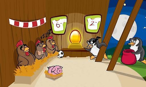 玩蛋足球赛截图2
