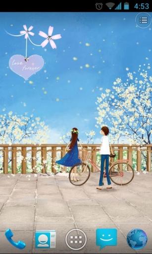 浪漫花语动态壁纸