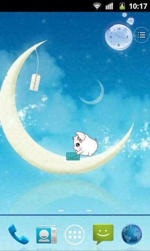 可爱猪超萌动态壁纸