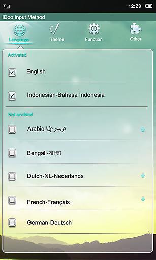 iDoo input method