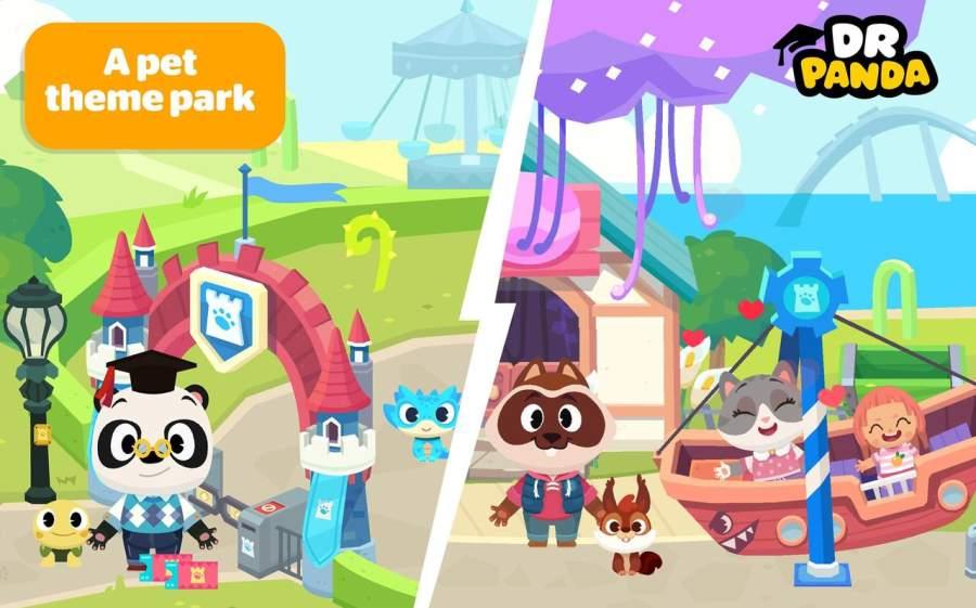 熊猫博士小镇:宠物乐园截图5