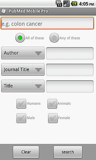 查阅PubMed医学文献