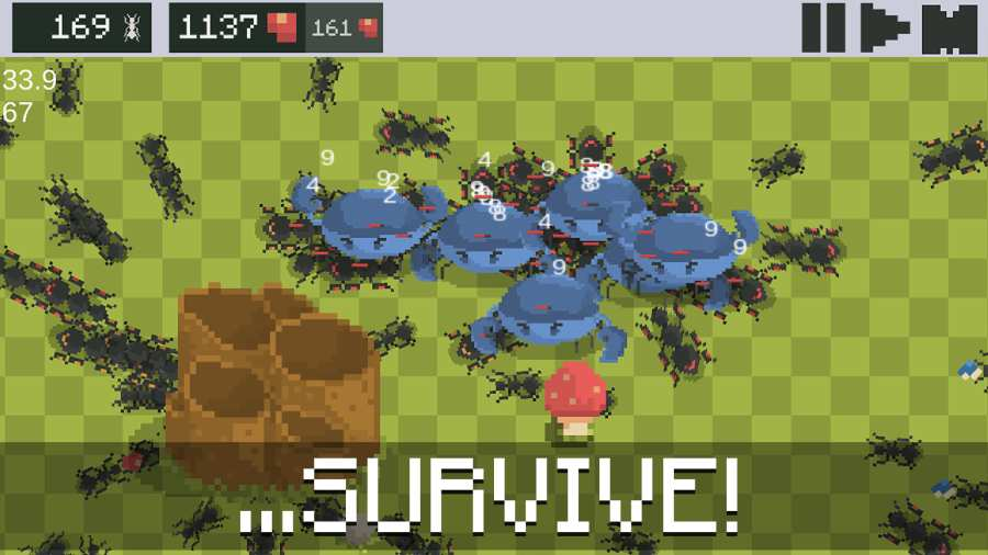蚁群截图3