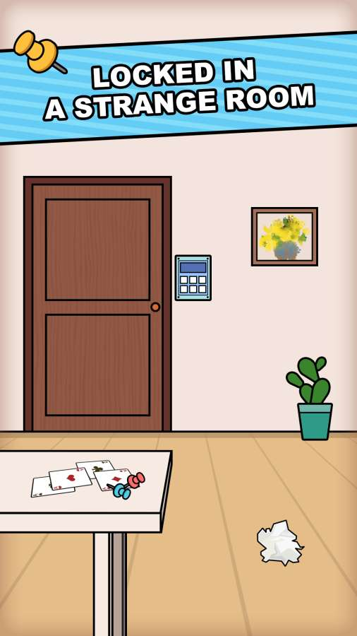 逃出房间:神秘单词截图1
