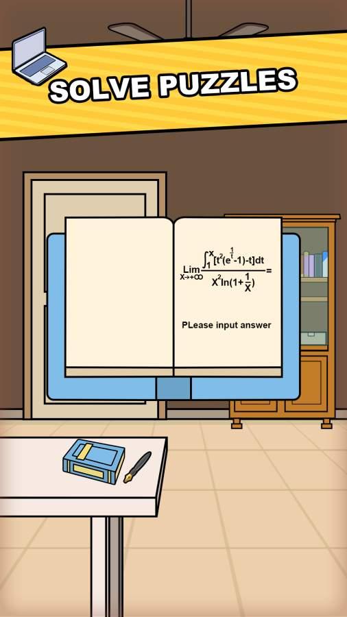 逃出房间:神秘单词截图3