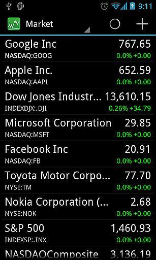 Stocks 股票