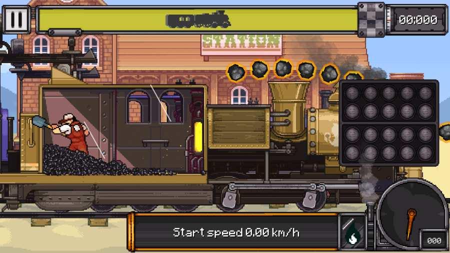 蒸汽火车赛截图1