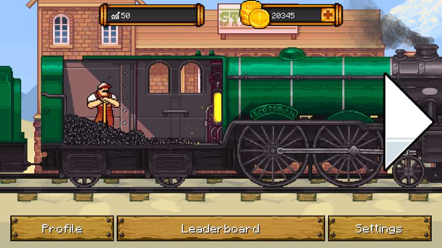 蒸汽火车赛截图3