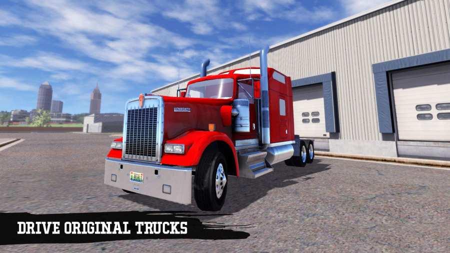 卡车模拟19截图1