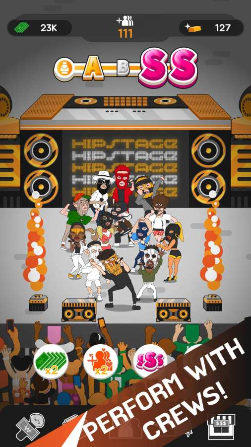 嘻哈舞台截图0