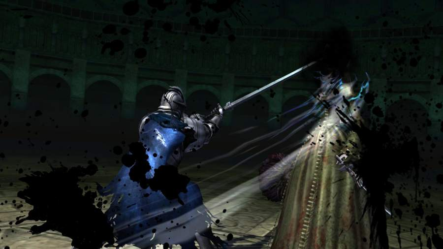 亡魂骑士截图1