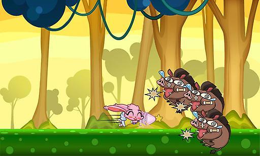 兔兔快跑截图1