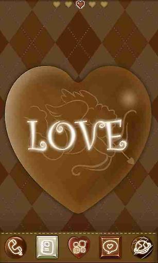 GO主题—爱的巧克力|玩工具App免費|玩APPs