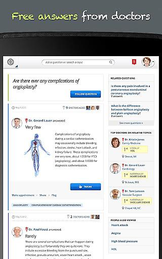 HealthTap医疗问答
