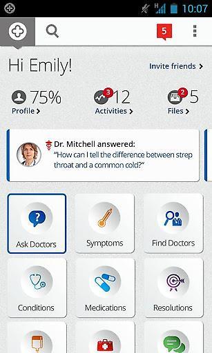HealthTap医疗问答截图2