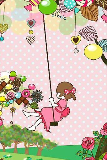 甜蜜树动态壁纸免费版截图0
