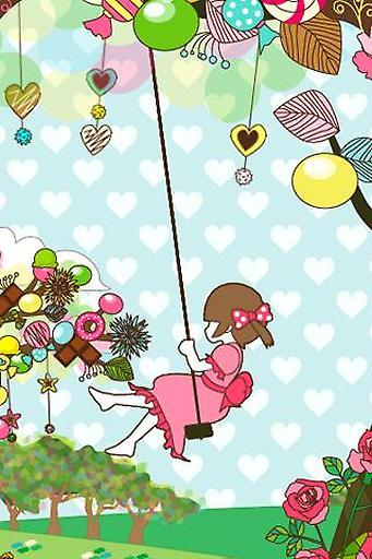 甜蜜树动态壁纸免费版截图1