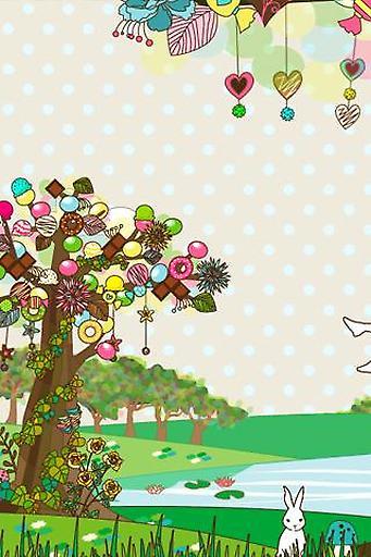 甜蜜树动态壁纸免费版截图2