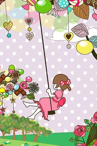 甜蜜树动态壁纸免费版截图4
