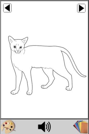 玩免費遊戲APP|下載Paint Cat app不用錢|硬是要APP