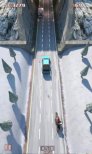 机车骑士3D截图4