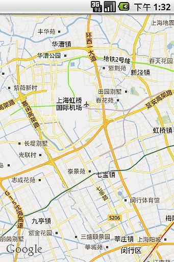 卫星地图截图2