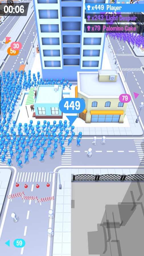 拥挤城市截图3