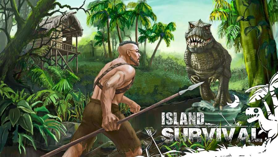 Island Survival: Hunt, Craft, Survive截图1