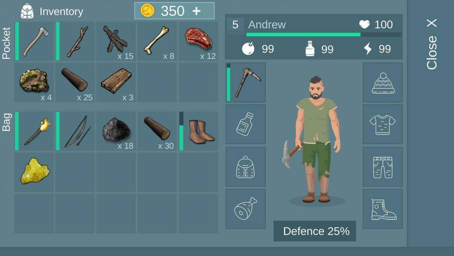 Island Survival: Hunt, Craft, Survive截图3
