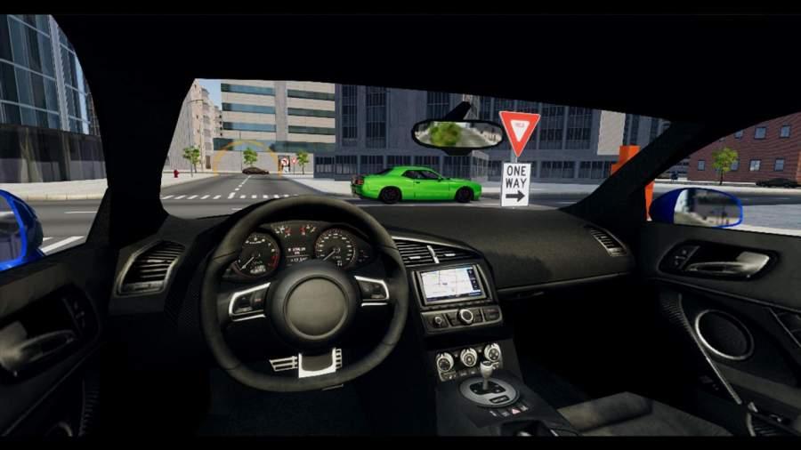 汽车 开车 学校 2019 : 真实 停车处 模拟器截图2