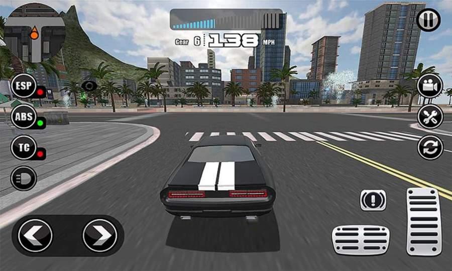 超級駕駛模擬器