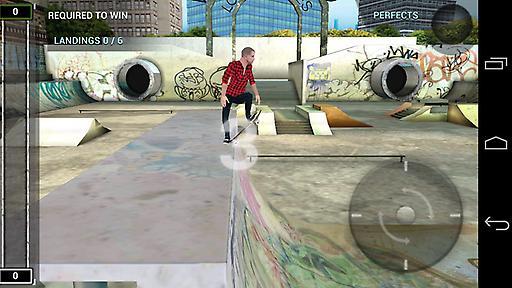 街头滑板2截图1