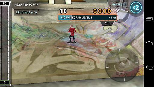 街头滑板2截图3