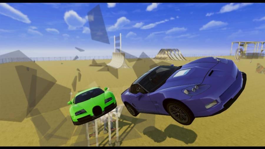 汽车 坠毁 拆除 德比 模拟器截图3