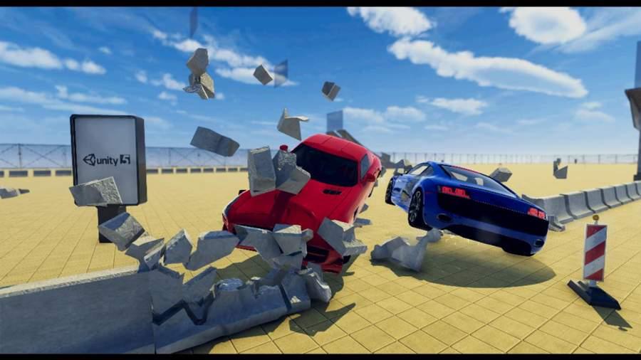 汽车 坠毁 拆除 德比 模拟器截图6