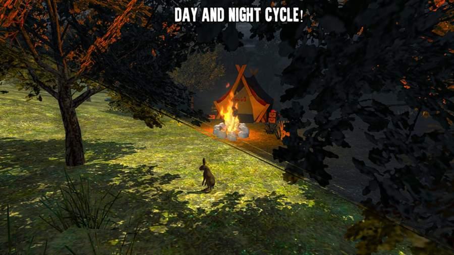 Bigfoot Monster Hunter Online截图0