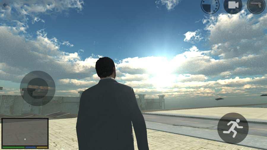 GTA V:洛杉矶犯罪 测试版截图0