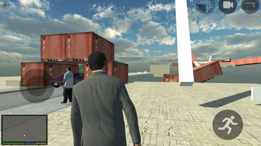 GTA V:洛杉矶犯罪 测试版截图2