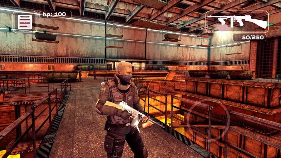 屠杀者2:监狱突袭截图2