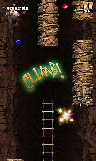 【免費動作App】超级洞穴逃生-APP點子