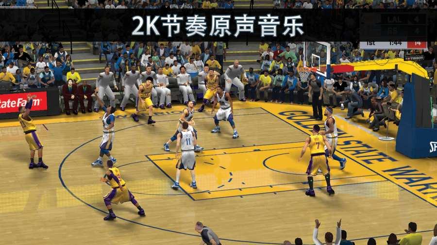 NBA 2K19截圖2