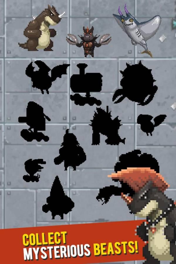 世界怪兽战争截图1