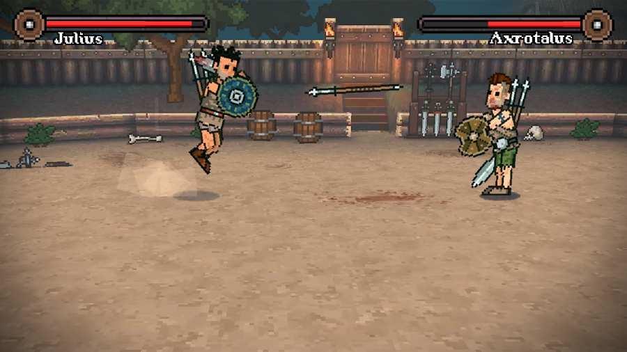 彈跳角斗士截圖2