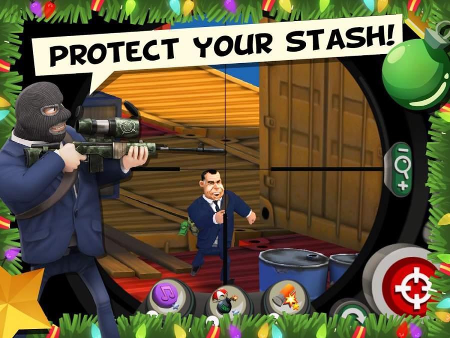 狙击手与小偷截图2