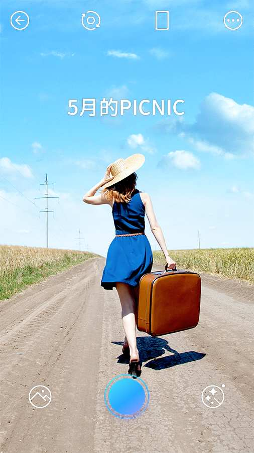PICNIC - 天气妖精相机截图4