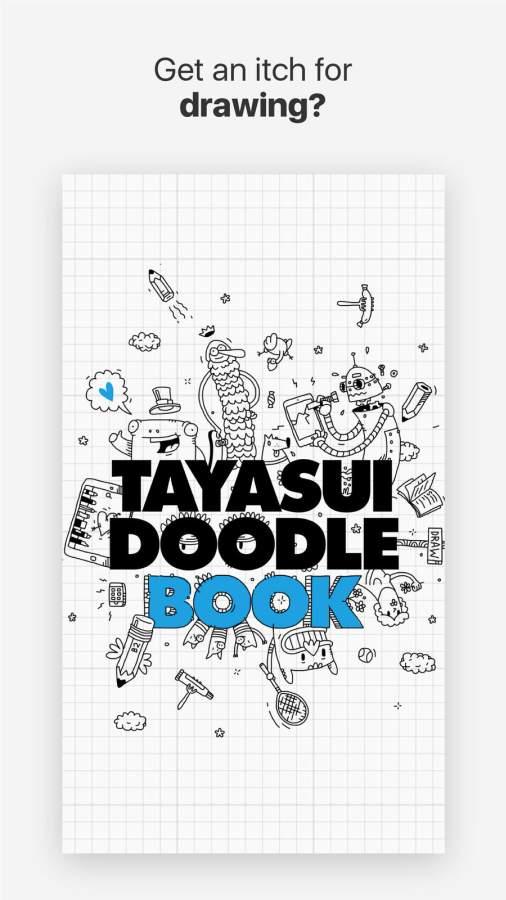 Tayasui Doodle Book 截图4
