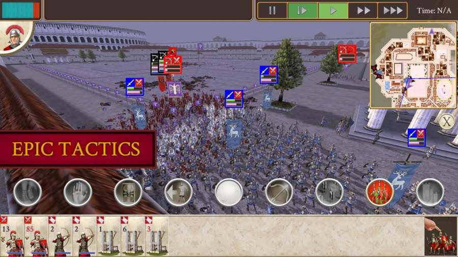 罗马:全面战争截图2
