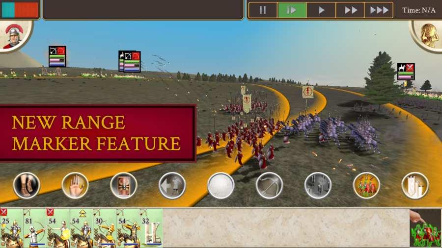 罗马:全面战争截图3