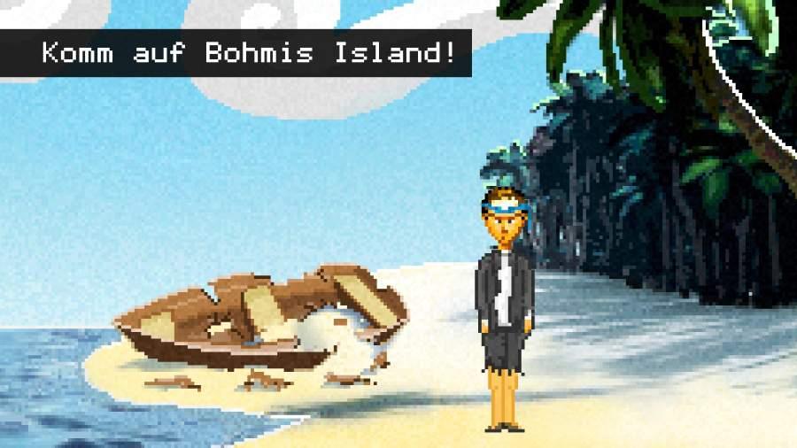 荒岛寻友截图3