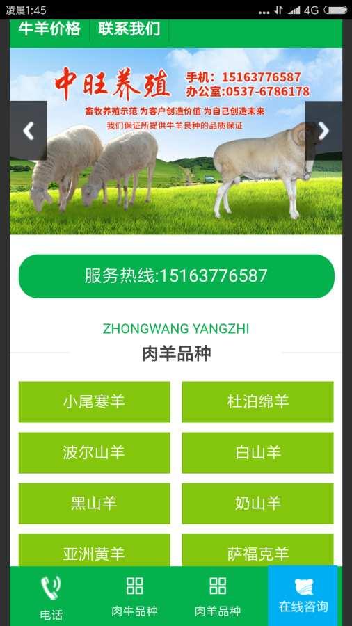 中旺牛牛养殖截图2